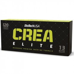 Biotech USA Crea Elite 120caps