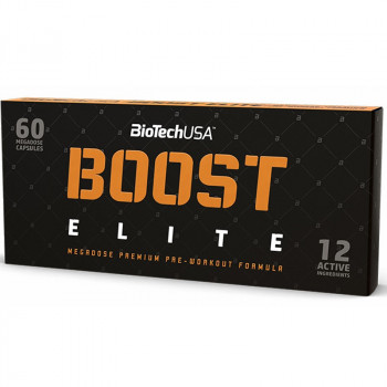 Biotech USA Boost Elite 60caps