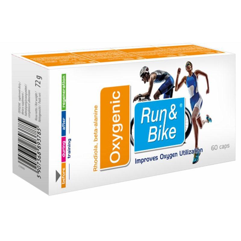 Activlab Run & Bike Oxygenic 60caps