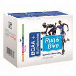 Activlab Run & Bike BCAA + Multivitamins 10sasz