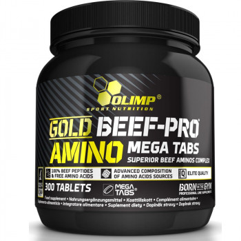 OLIMP Gold Beef-Pro Amino 300tabs