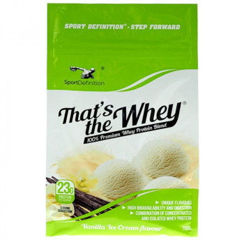 SportDefinition That's The Whey 700g