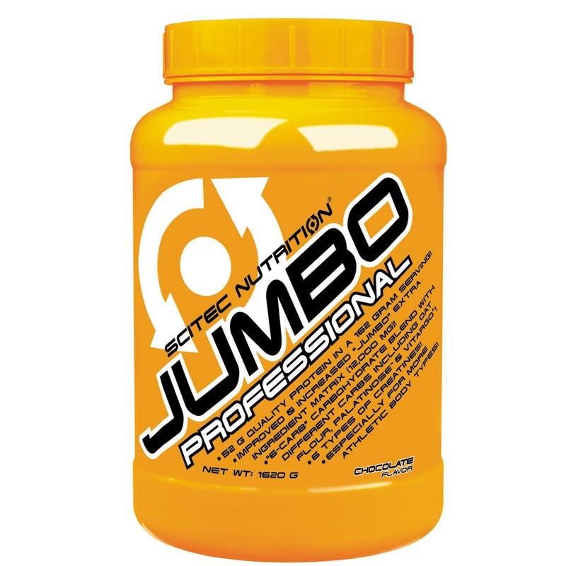 SCITEC Jumbo Professional 1620g