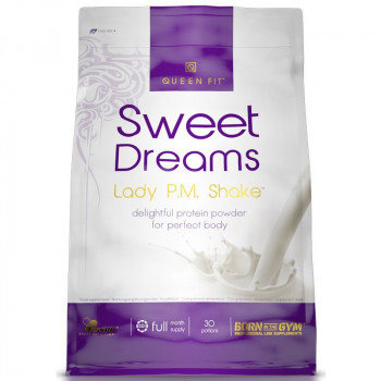 OLIMP Sweet Dreams Lady P.M. Shake Queen Fit 750g