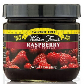 WALDEN FARMS Raspberry Fruit Spread 340g Dżem Malinowy