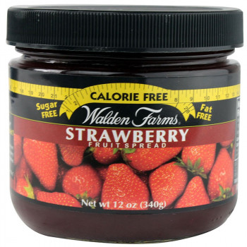 WALDEN FARMS Strawberry Fruit Spread 340g Dżem Truskawkowy