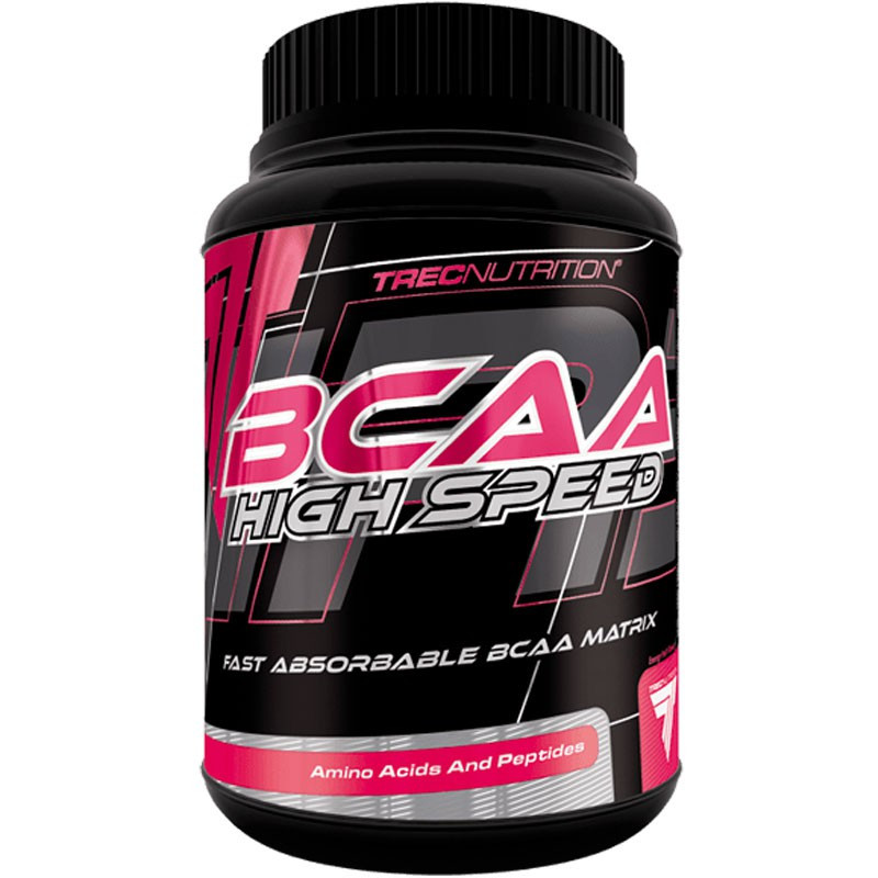 TREC Bcaa High Speed 900g