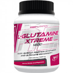 TREC L-Glutamine Extreme 1400 100caps