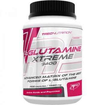 TREC L-Glutamine Extreme 1400 400caps