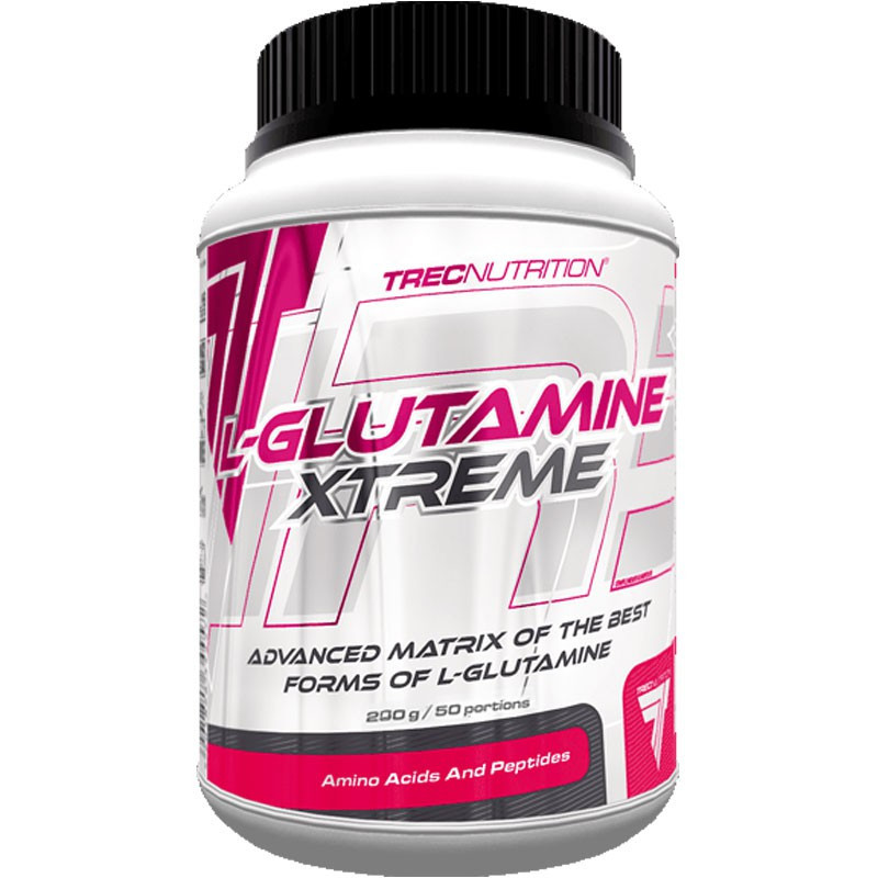 TREC L-Glutamine Xtreme Powder 200g