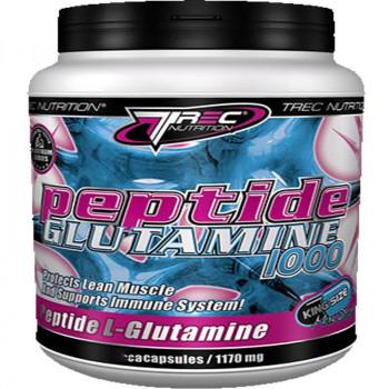 TREC Peptide Glutamine 1000 160caps
