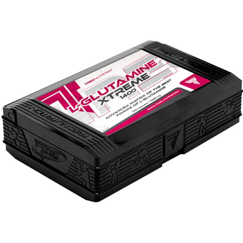 TREC L-Glutamine Xtreme 1400 120caps