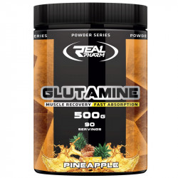 Real Pharm Glutamine 500g