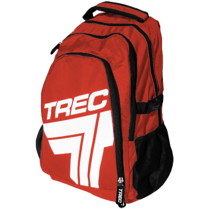 TREC Sport Backpack 003 Red Plecak