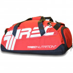 TREC Team Training Bag 005-92L Red-White-Black Torba