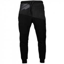 TREC Black On Black Pants 016 Black Spodnie Dresowe