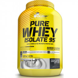 PURE WHEY ISOLATE 95 2200