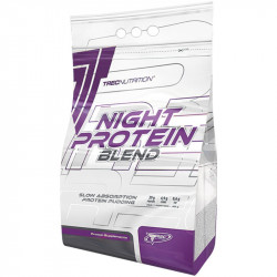 TREC Night Protein Blend 2500g