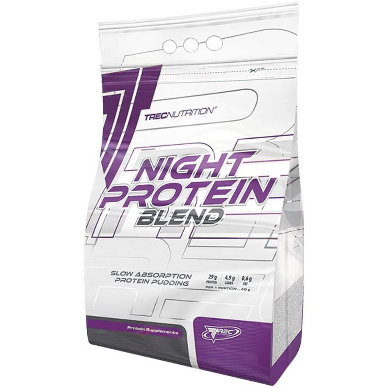 TREC Night Protein Blend 2500g