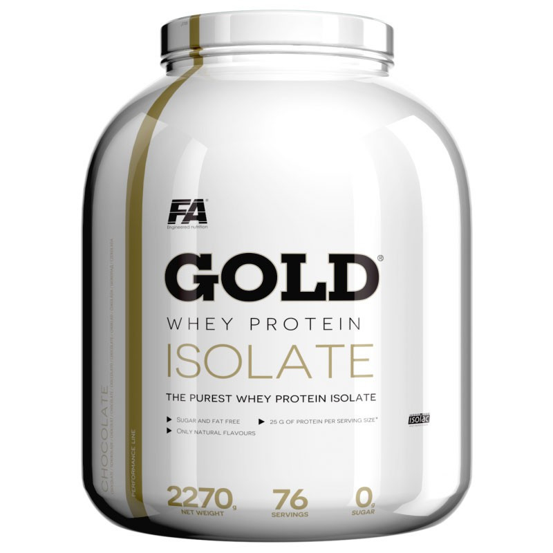 FA Whey Gold Isolate 2270g