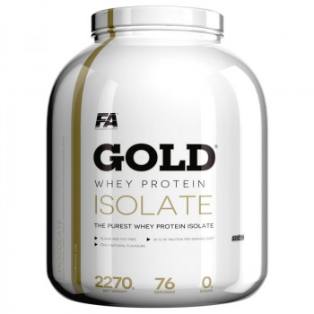 FA Gold Whey Protein Isolate 2270g