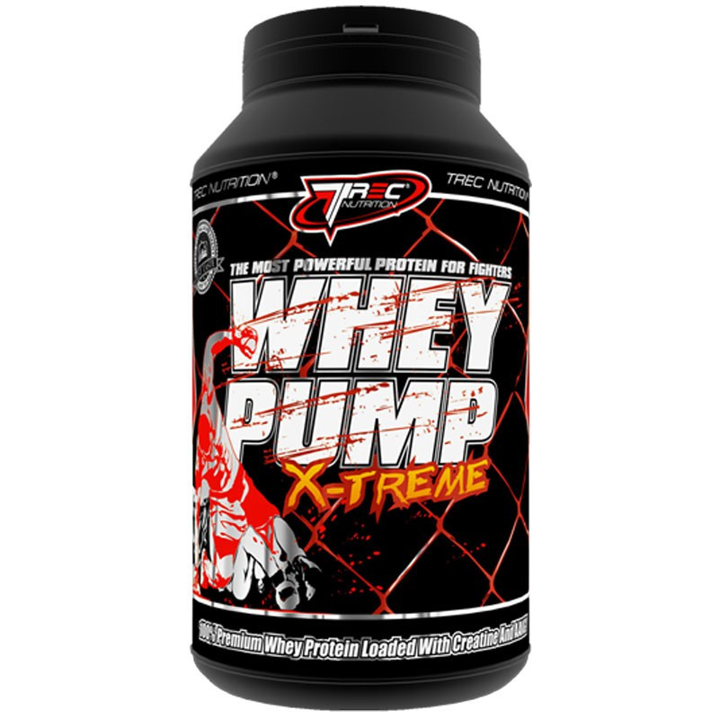 Trec Whey Pump X-Treme 600 g