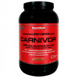MUSCLEMEDS Carnivor Beef Protein 908g