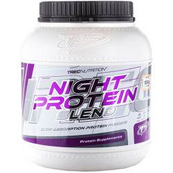 TREC Night Protein Blend 1500g