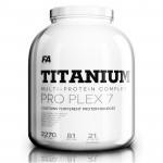 Fa Titanium Pro Plex 7 2270g