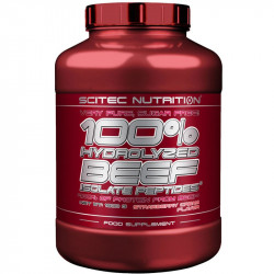 SCITEC 100% Hydrolyzed Beef...
