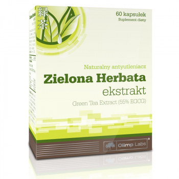 OLIMP Zielona Herbata Ekstrakt 60caps