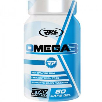 Real Pharm Omega 3 60caps