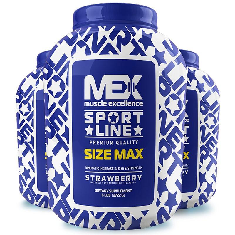 MEX Size Max 2722g