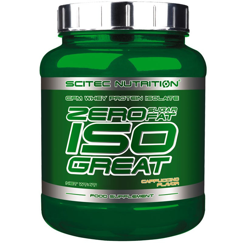 SCITEC Zero Sugar Fat ISO GREAT 2300g