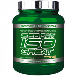 SCITEC Zero Sugar Fat ISO...