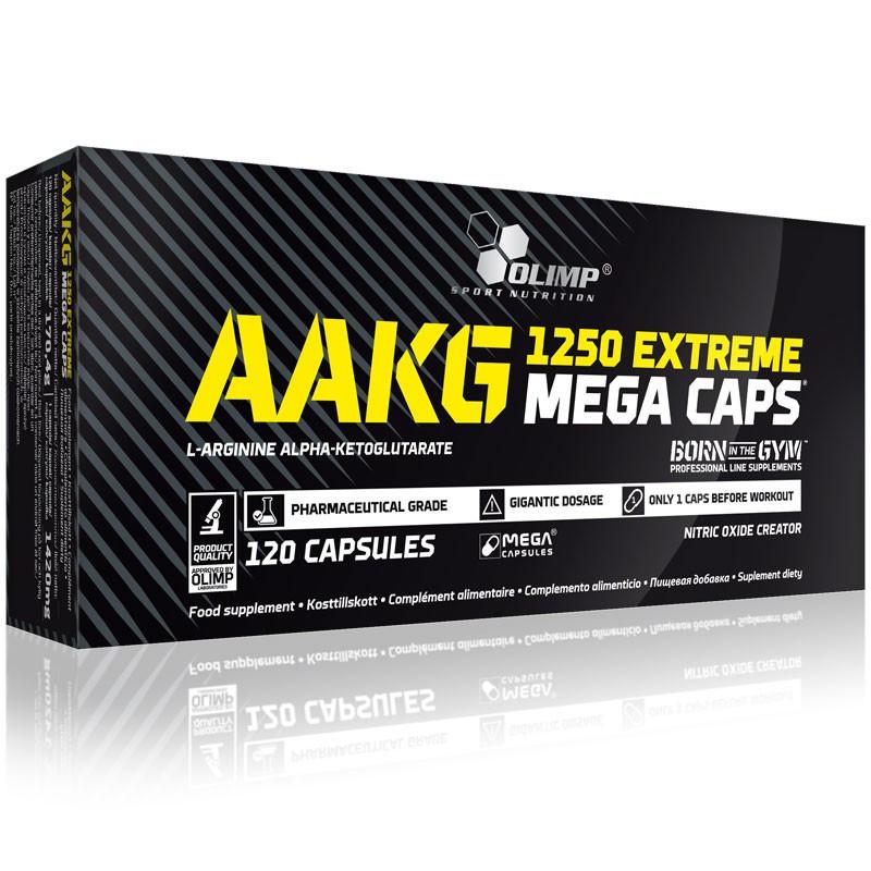 Olimp AAKG 1250 120caps