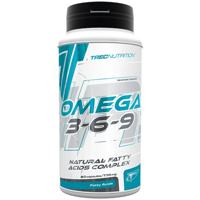 TREC Omega 3-6-9 60caps