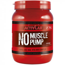ACTIVLAB No Muscle Pump 750g
