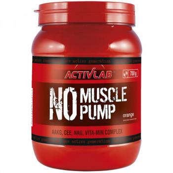ACTIVLAB No Muscle Pump 750g
