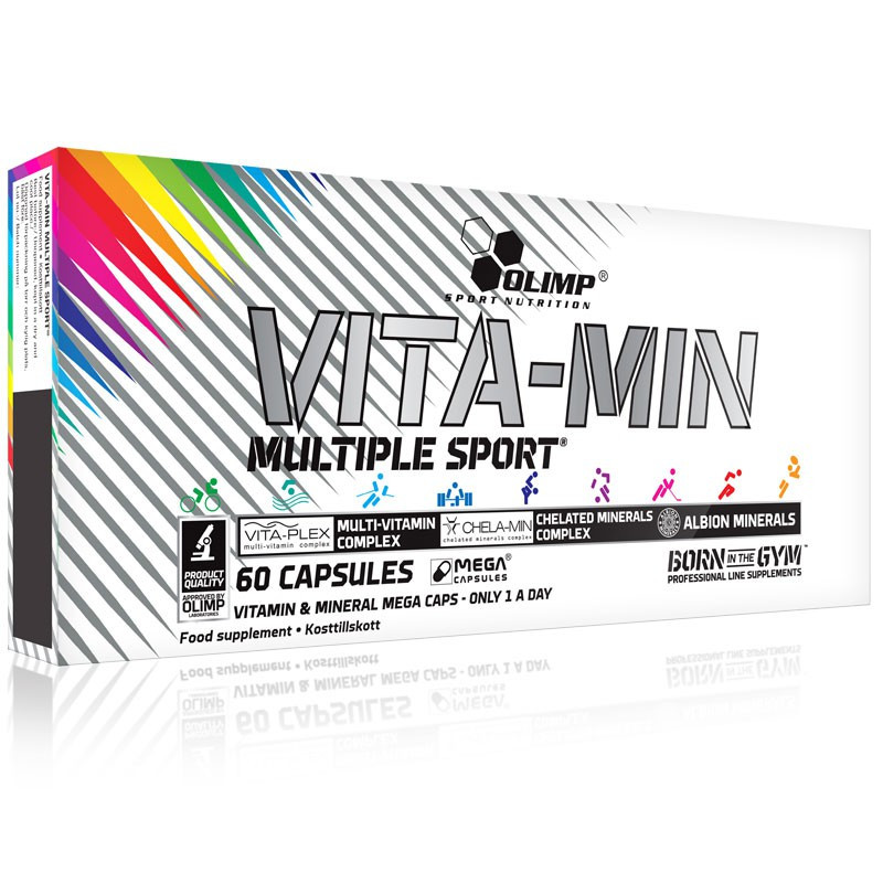 Olimp Vita-min Mulitple Sport 60 caps