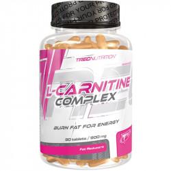 TREC L-Carnitine Complex 90tabs
