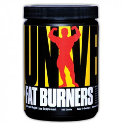 UNIVERSAL Fat Burners 110tabs