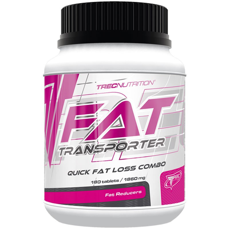 TREC Fat Transporter 180tabs