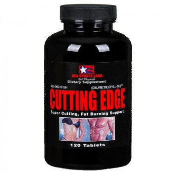 USA Labs Cutting Edge 120tabs