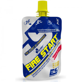 OLIMP Fire Start Energy Gel 80g By Olimp Endurance Sport