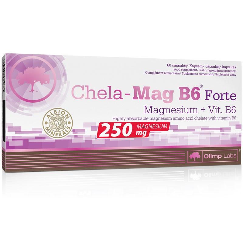 OLIMP Chela-Mag B6 Forte 60caps