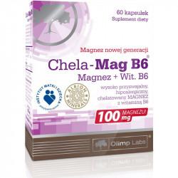 OLIMP Chela-Mag B6 60caps
