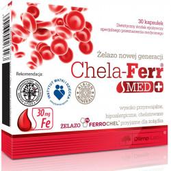 OLIMP Chela-Ferr MED+ 30caps