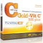 Olimp GOLD-VIT C 500 PLUS 30 kaps