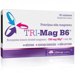 OLIMP Tri-Mag B6 30tabs